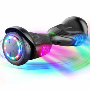 TOMOLOO Music Rhythmed Hoverboard