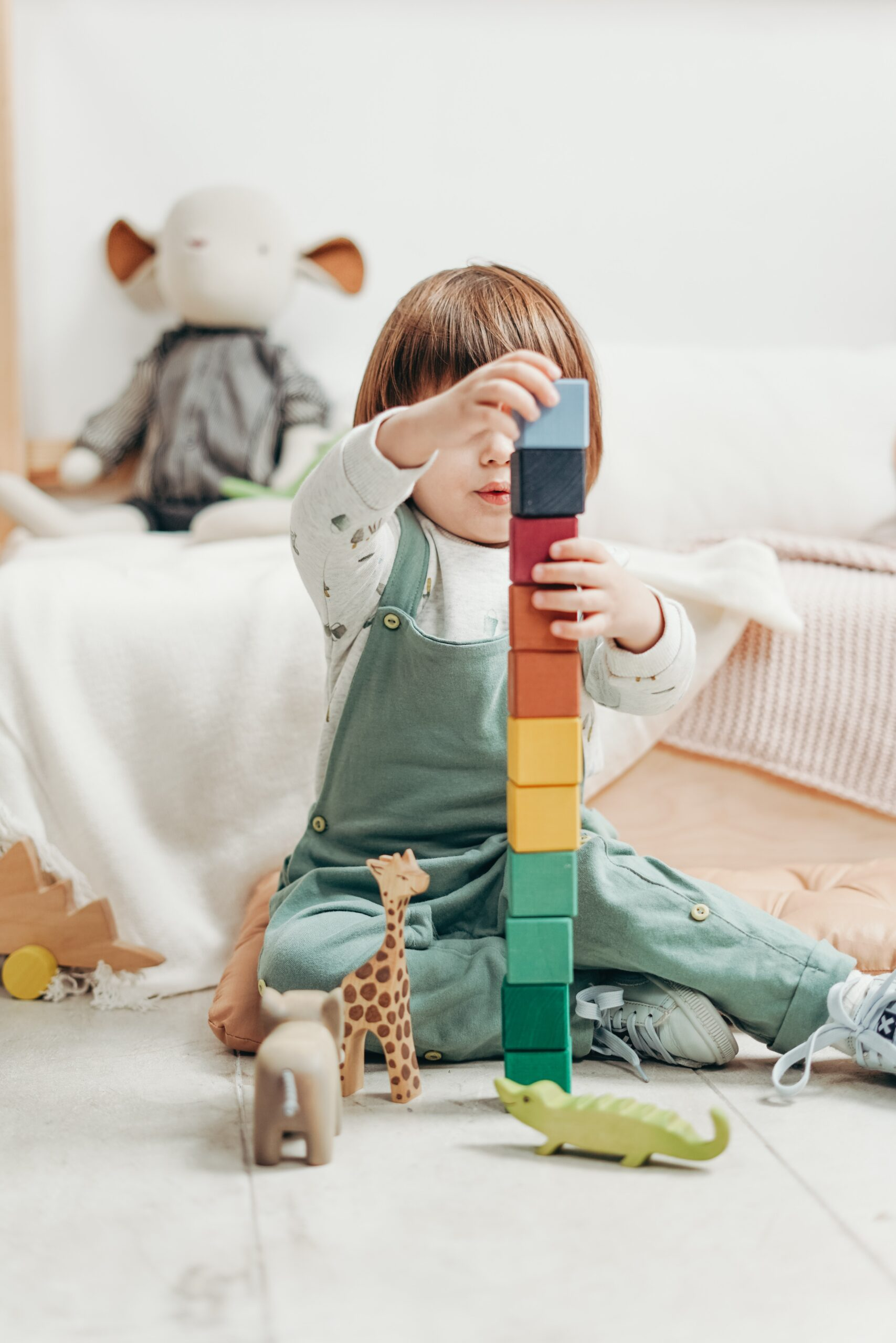 Kid Playing-Child Care