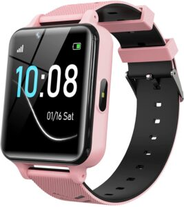 Bauisan Kids Smartwatch for Boys and Girls