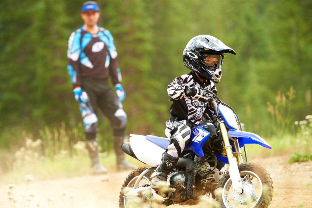 How to Size A Kids Dirt Bike