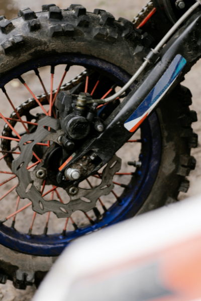 The Size Of The Wheels of Kids Dirt Bike