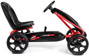 Costzon Pedal Powered Kids Ride On Car Toy